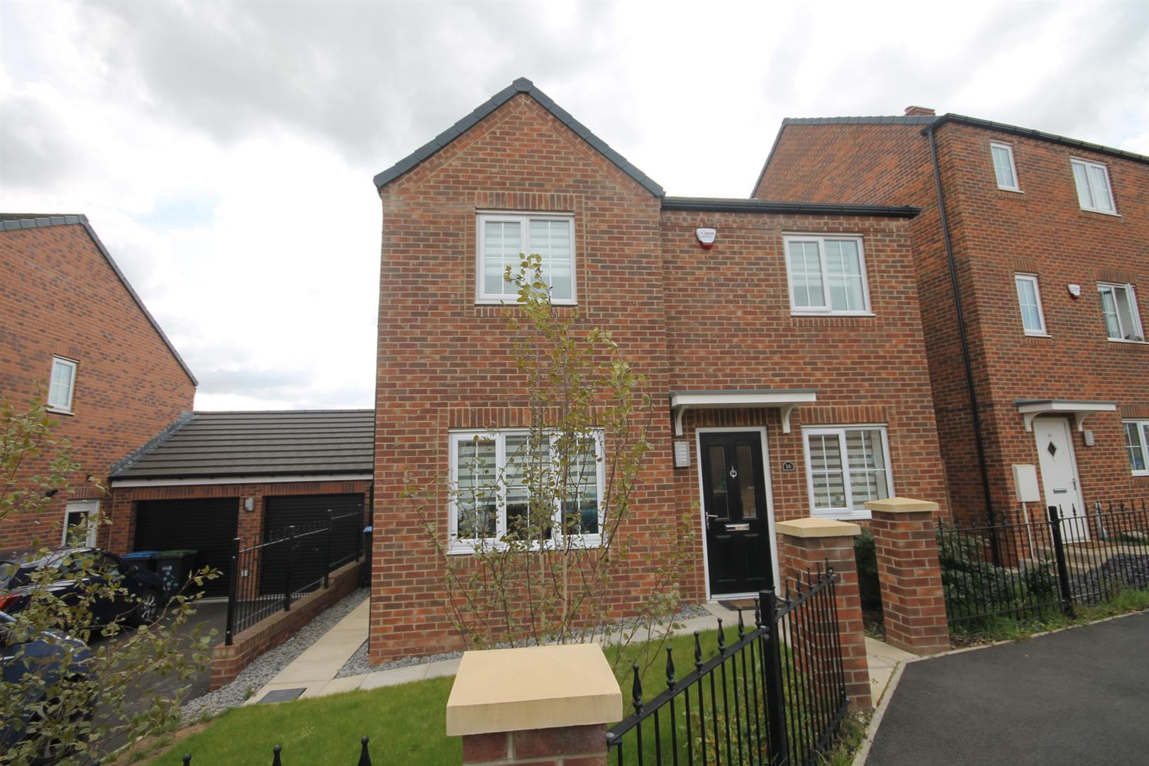 4 Bedrooms Detached House for sale in Sterling Way, Shildon